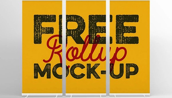 10 rollup mockups freecreatives