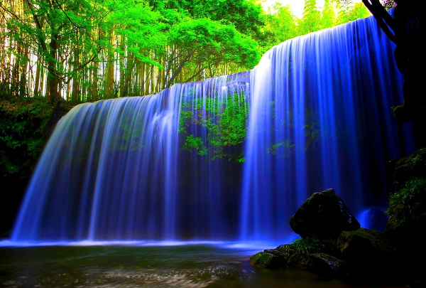 Cute Animated Fairy Wallpapers 21 Waterfall Wallpapers Backgrounds Images Freecreatives