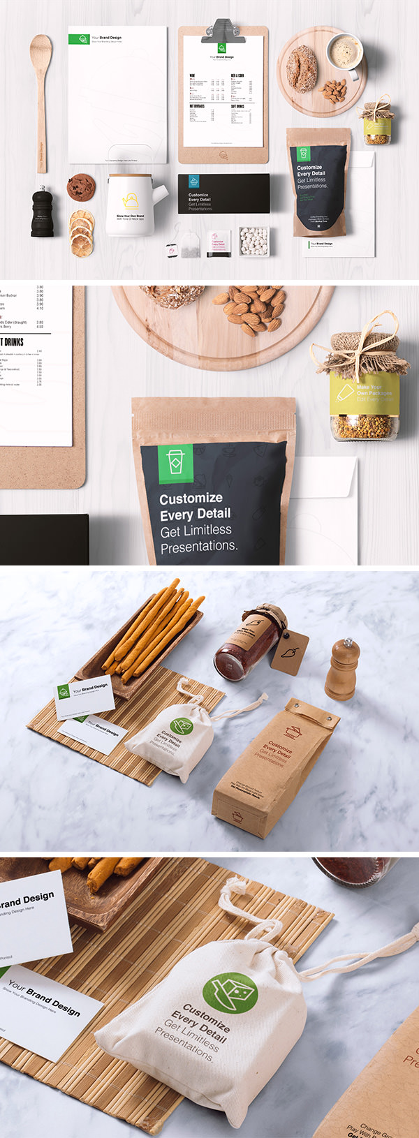 Download FREE 4+ Photorealistic Food Box Mockups in PSD | InDesign | AI