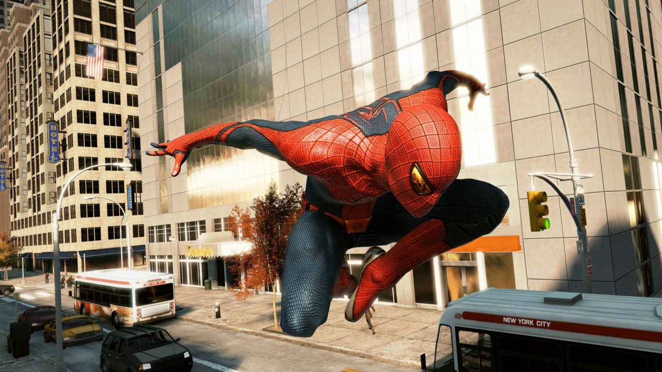 Spiderman Hd Wallpaper 30 Spiderman Wallpapers Backgrounds Images Freecreatives
