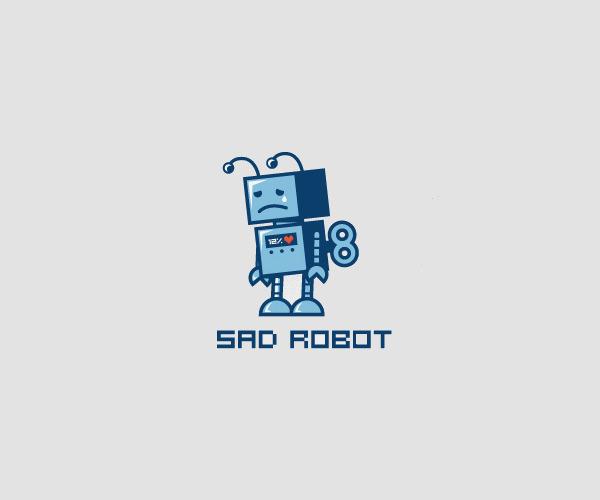 20 Robot logos  FreeCreatives