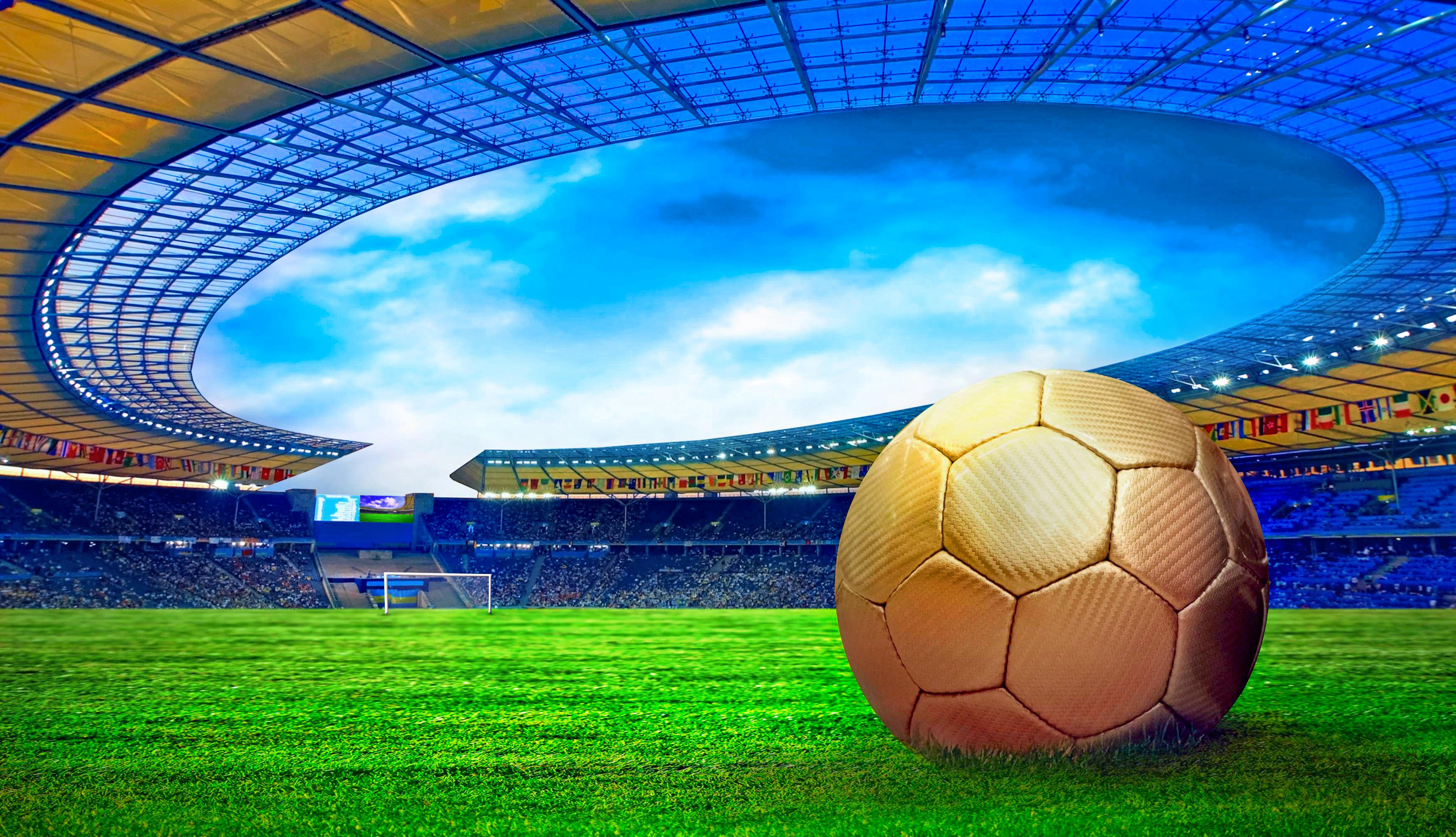 16 magnificent football backgrounds