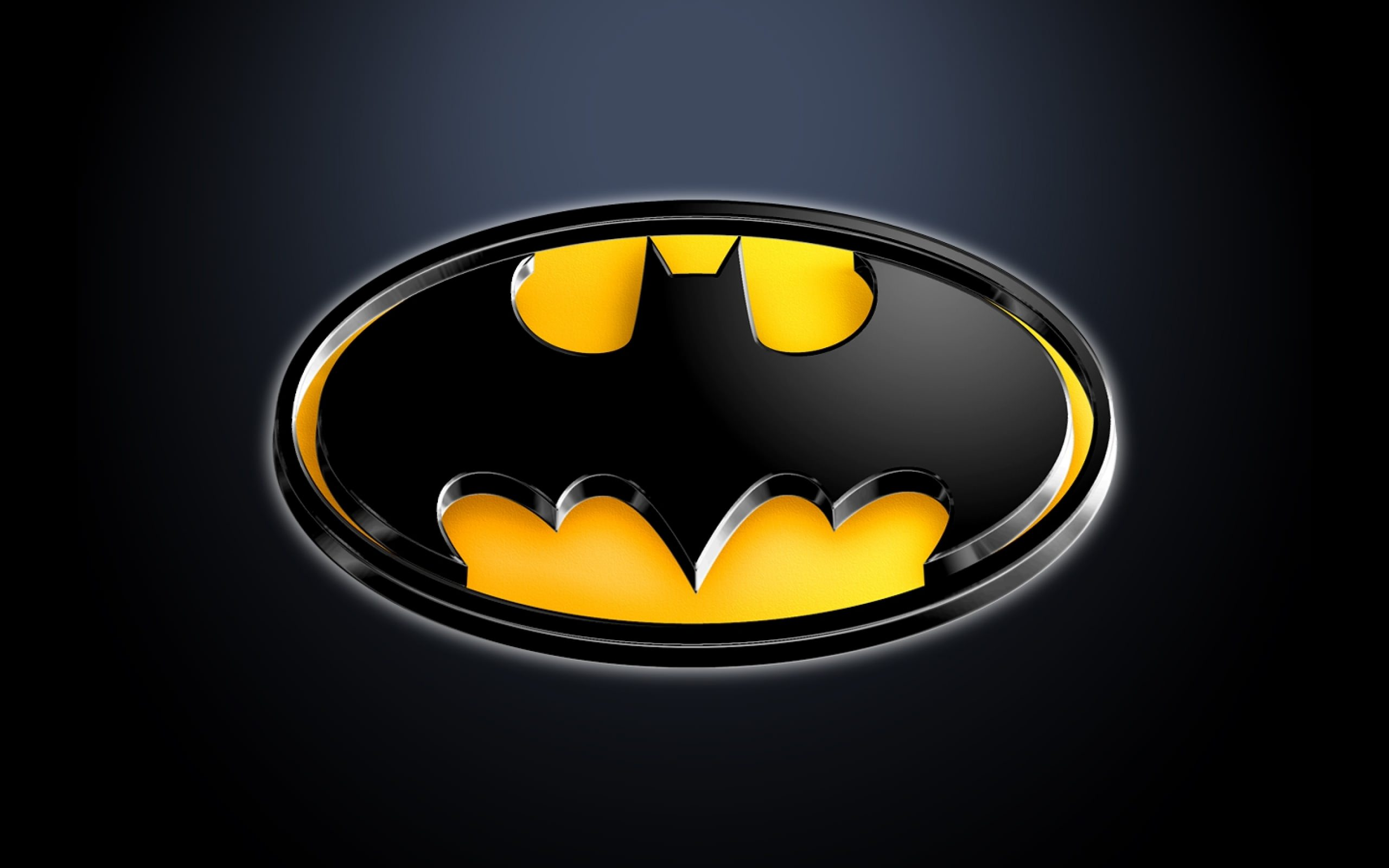 From The Batman Symbol Dark Knight Rises