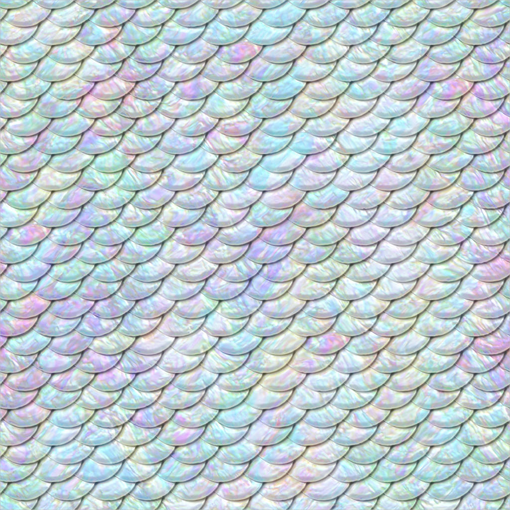 48 Magnificent Fish Scale Patterns