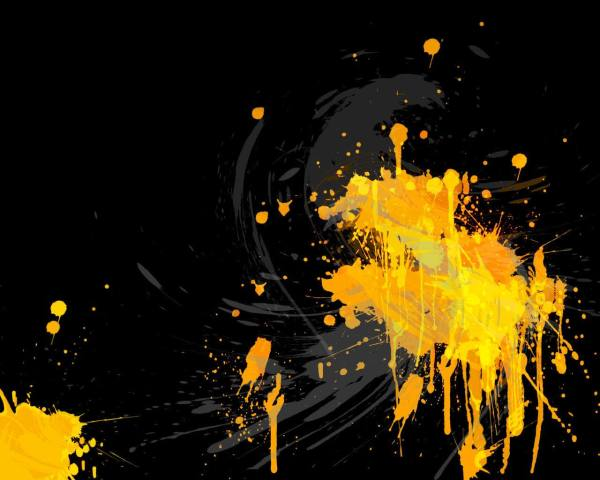 Paint Splatter Backgrounds Wallpapers