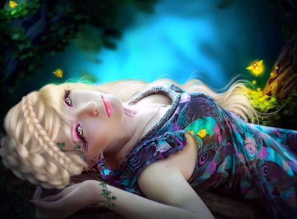 Beautiful Fairy Girl Wallpaper 21 Fantasy Girl Wallpapers Girl Backgrounds Images