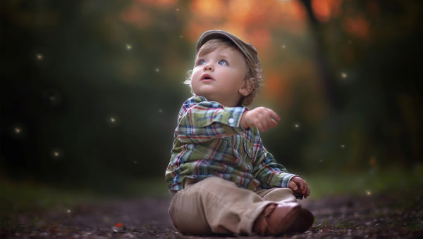 21 cute baby wallpapers