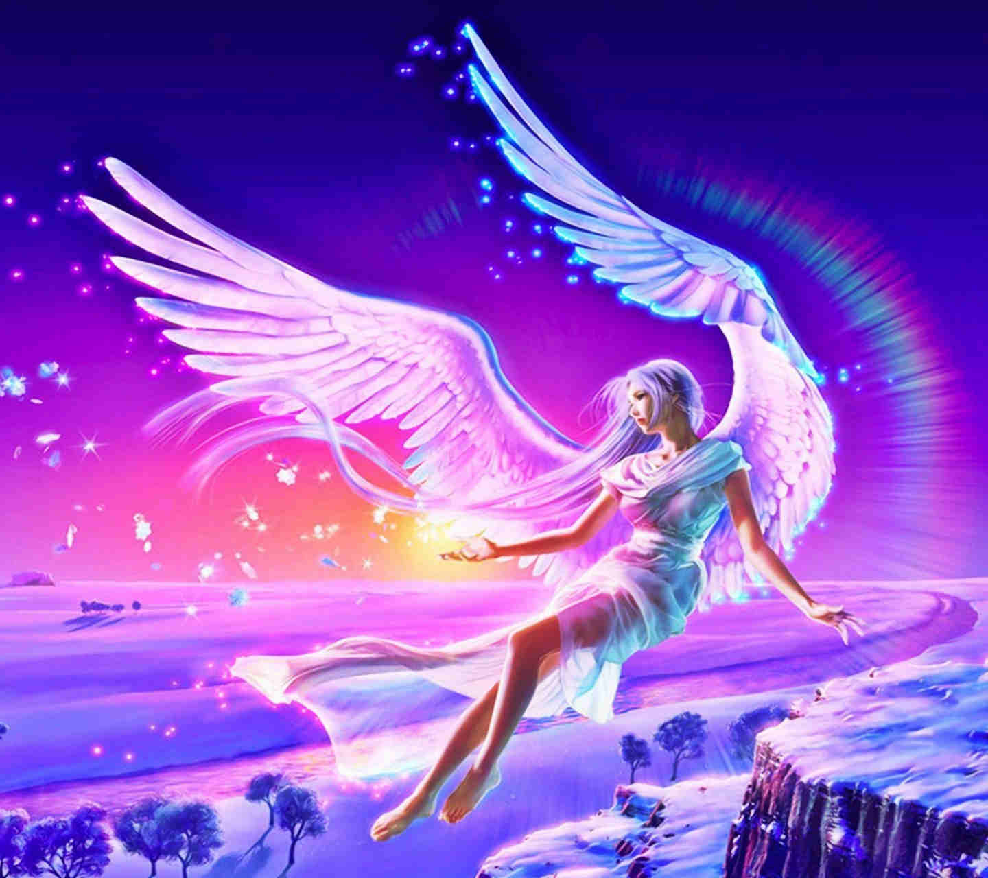21+ Angel Wallpapers, 3d Backgrounds, Images, Pictures
