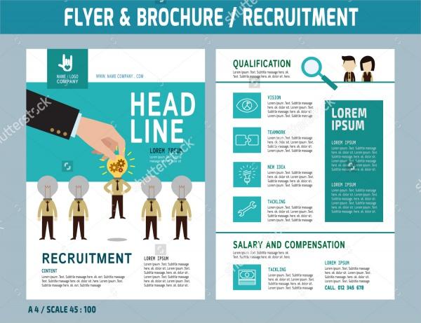27 Beautiful Job Fair Flyer Templates PSD Vector EPS JPG