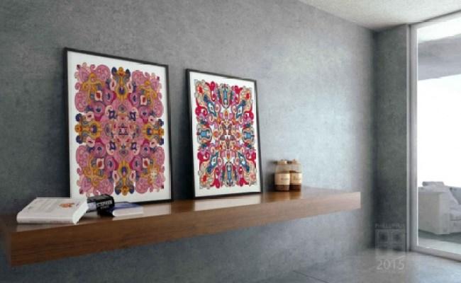 15 Wall Art Mockups Freecreatives