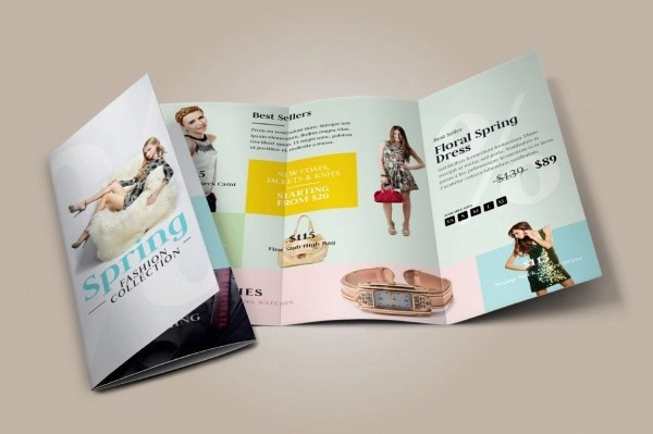 15 PSD Sales Brochure FreeCreatives