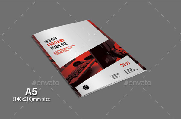create digital brochure