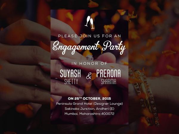 21 Engagement Invitations PSD Vector EPS JPG Download