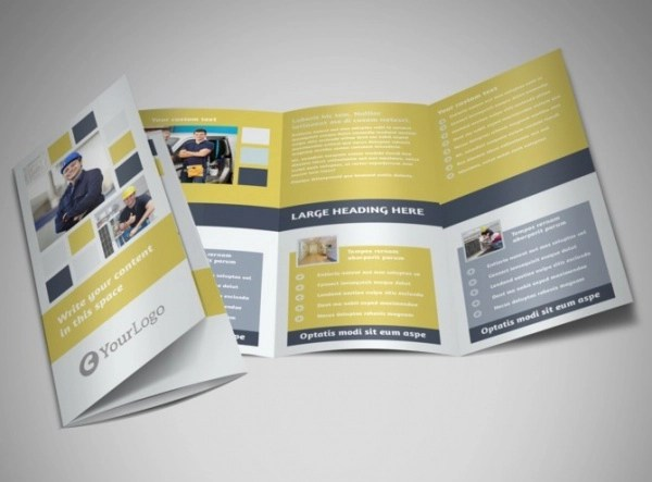 17 Electronic Brochure Designs PSD Vector EPS JPG