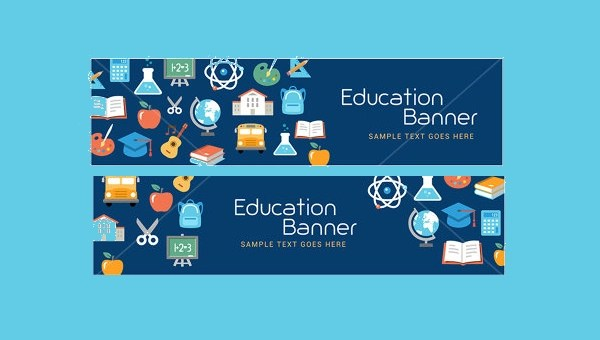 21 amazing education banner