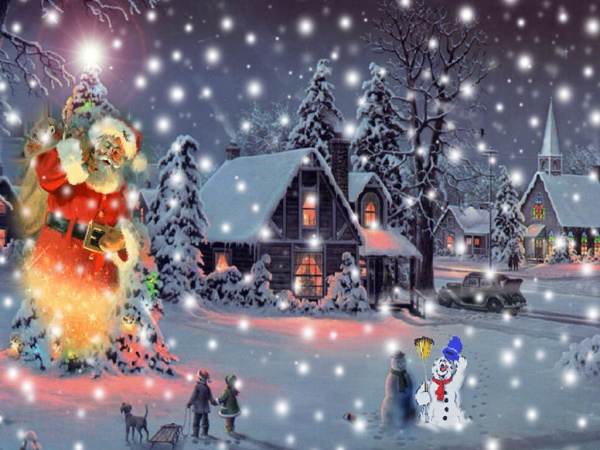 Cute Animated Fairy Wallpapers 23 Free Christmas Wallpapers Jpg Psd Ai Download