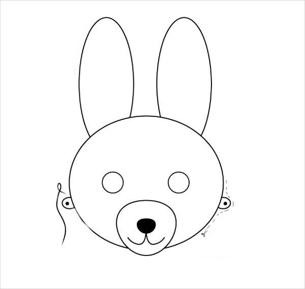 9+ Bunny Coloring Pages