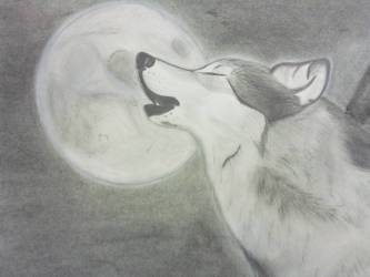 cool wolf sketch spirit drawings drawing animal awesome deviantart sketches pencil simple wolves pastels chalk paintingvalley microsoft