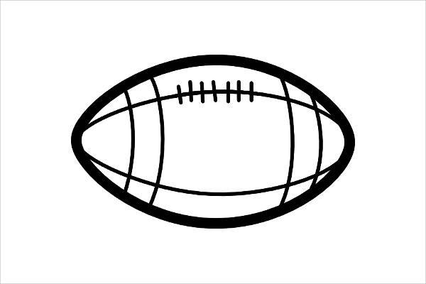 FREE 8+ Football Cliparts in Vector EPS