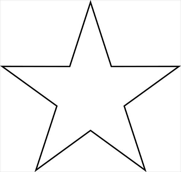 star cliparts - vector