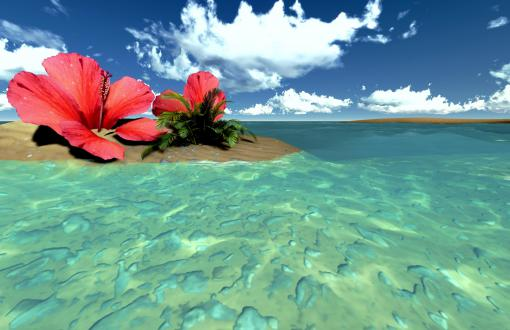 tropical-paradise - full hd wallpapers