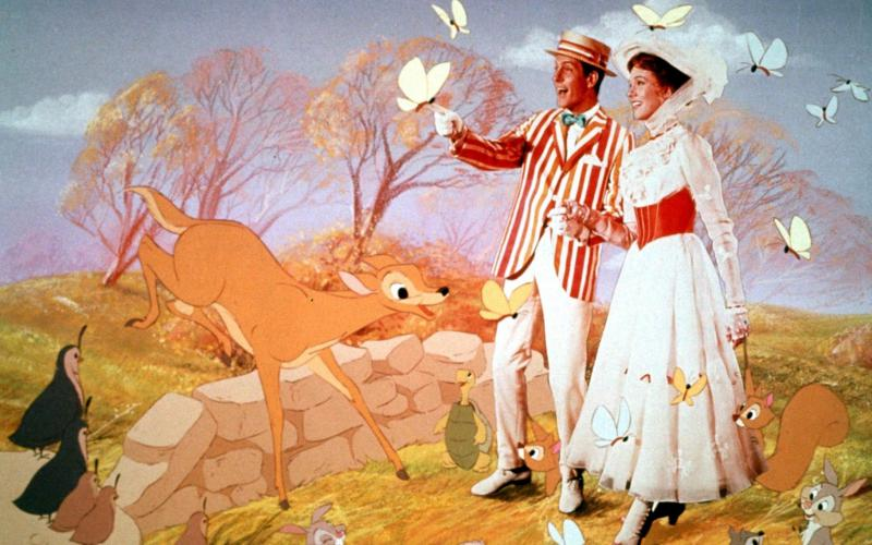 Cartoon Cute Couple Wallpaper Hd Mary Poppins Wallpaper Download Free 88165
