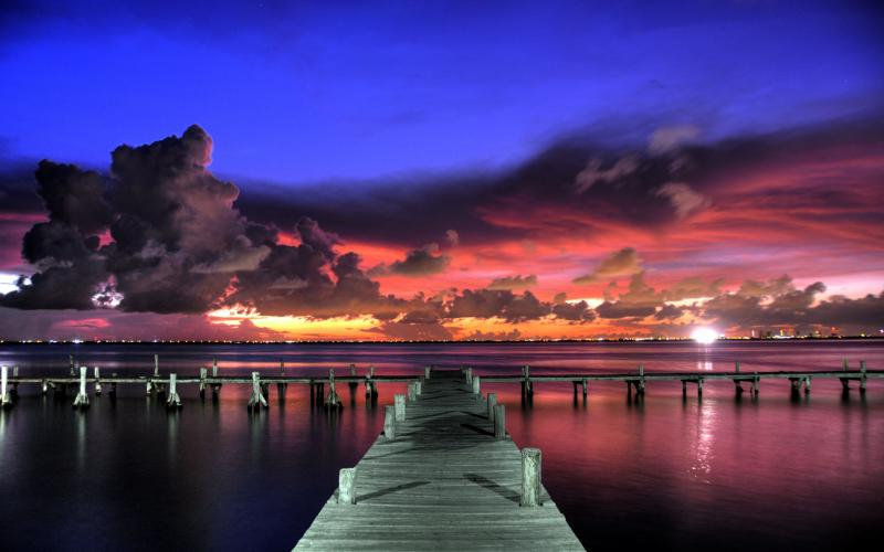 Search Cute Good Night Wallpapers Hd Colorful Summer Sunset Wallpaper Download Free 81859