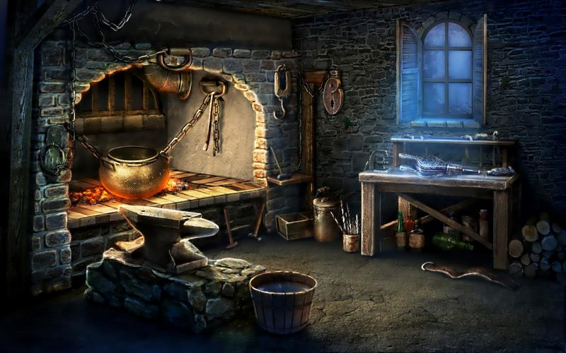 HD The Blacksmith Wallpaper  Download Free  101261