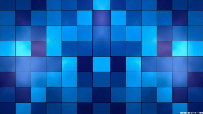 Cute Baby Animals Wallpapers Free Download Hd Blue Square Pattern Wallpaper Download Free 139322