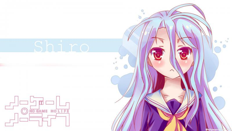 Baby Girl Wallpaper Full Hd Hd Cute Girl Shiro No Game No Life Wallpaper Download