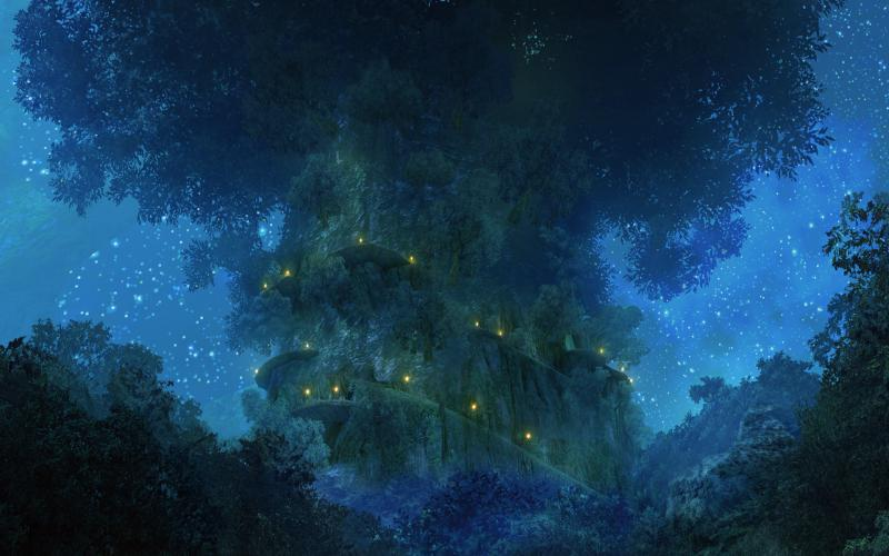 Cute Baby Wallpaper Download Full Hd Hd Xenoblade Chronicles Giant Tree Wallpaper Download
