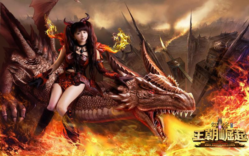Cute Baby Ultra Hd Wallpapers Hd Dragon Rider Wallpaper Download Free 133345