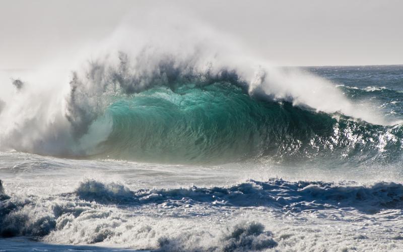 Download Cute Funny Baby Wallpapers Hd Breaking Wave Kauai Hawaii Wallpaper Download Free