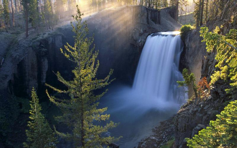 HD Devils Falls California Wallpaper Download Free 49597