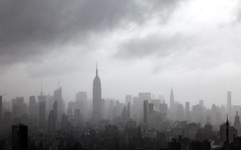 Mw3 3d Wallpapers Hd New York City Under Curtain Of Fog Wallpaper Download