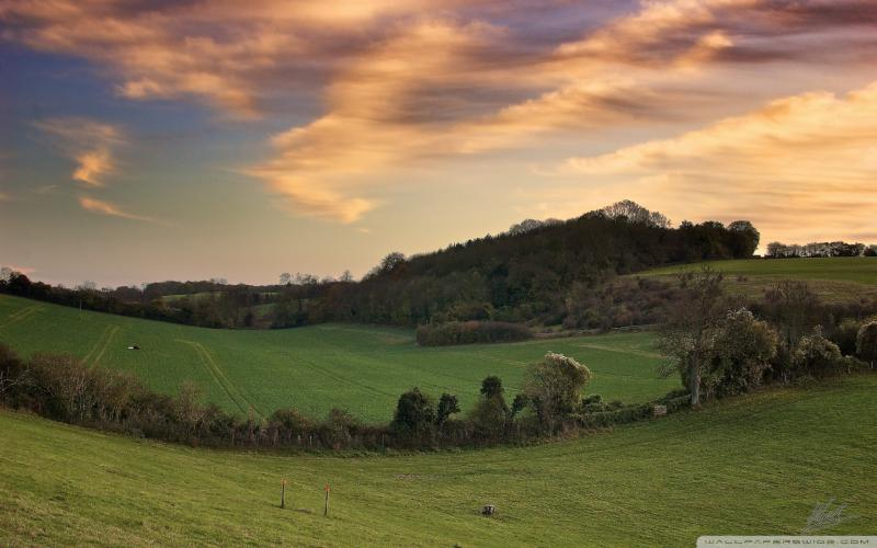HD Beautiful Countryside Lscape Wallpaper Download Free