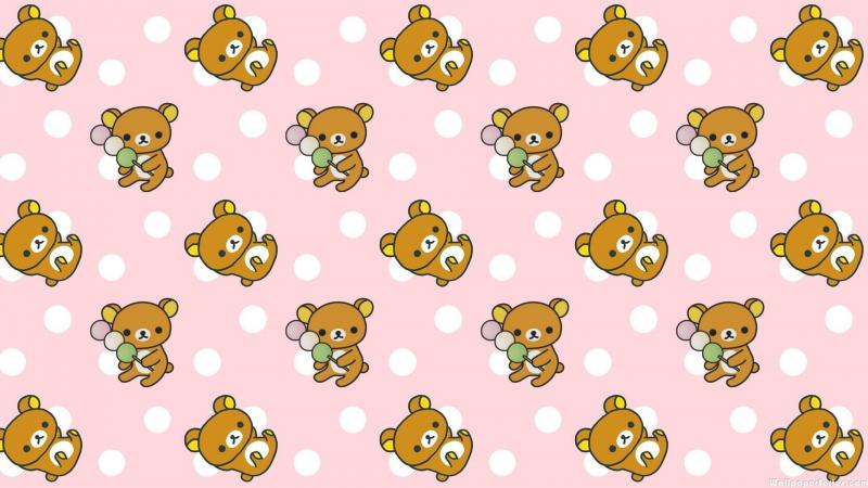 Cool Wallpapers For Boys Of Money And Cars Hd Rilakkuma Cute Pattern Wallpaper Download Free 139090