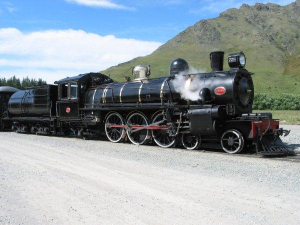 Free Steam Locomotive Stock