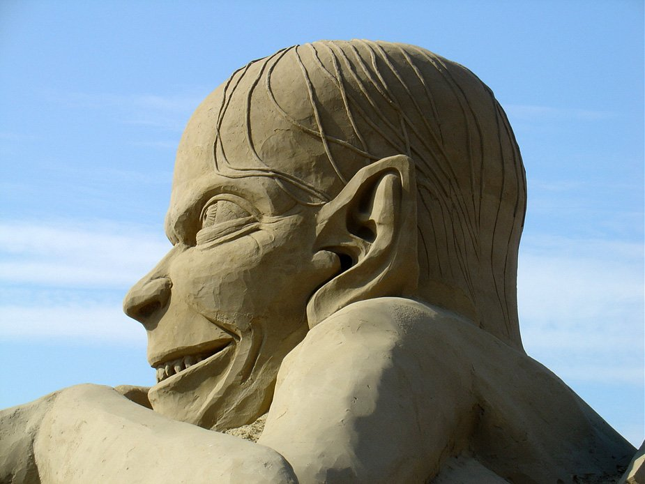 Free Gollum form Lord of the Rings Stock Photo  FreeImagescom