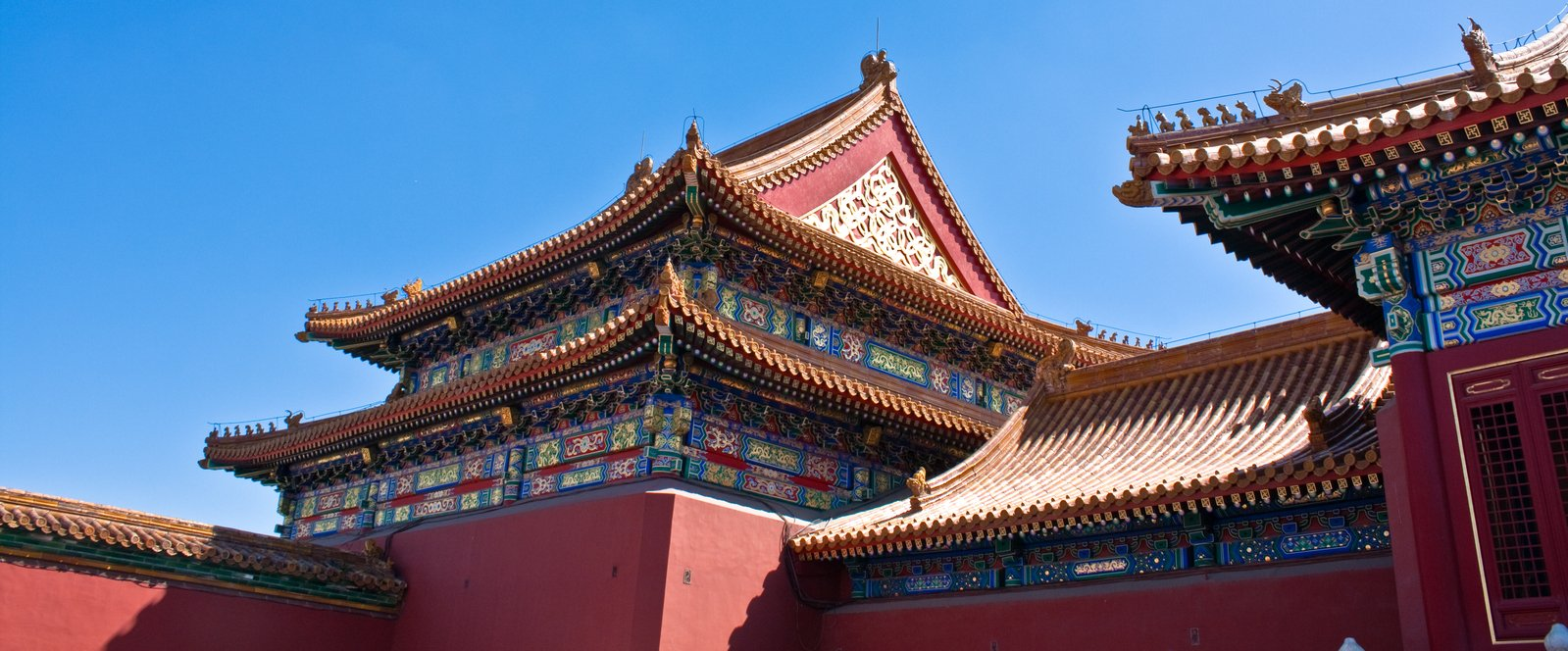 Free Forbidden City Stock Photo - FreeImages.com