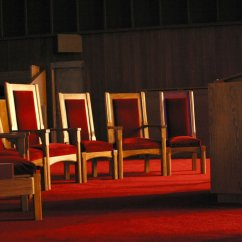 Free Church Chairs Rocking Chair Cushions For Child Rocker Stock Photo Freeimages