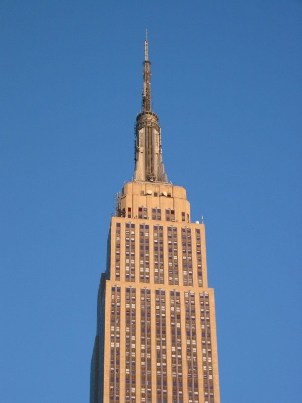 Free Empire State Building Stock