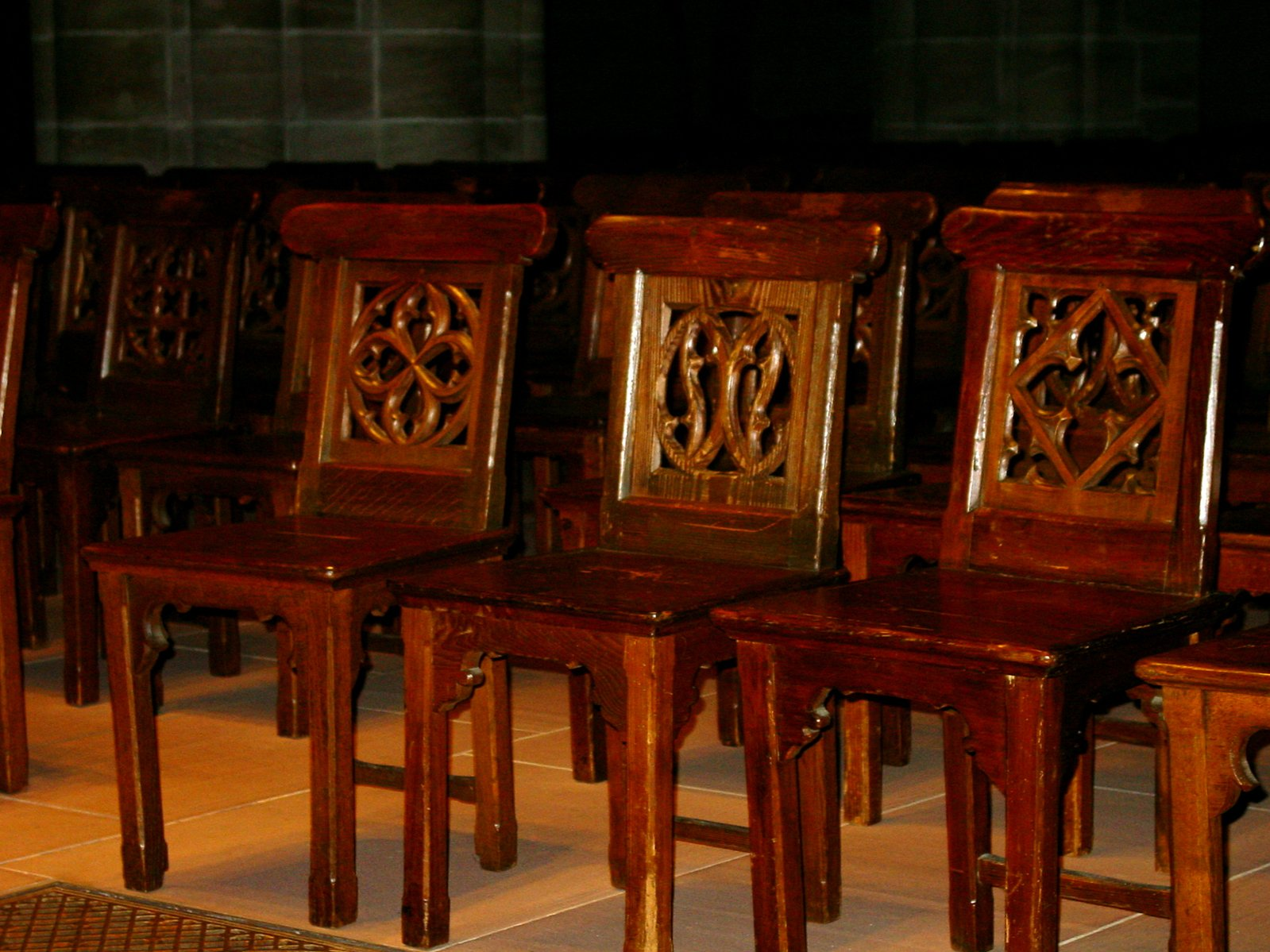 free church chairs marine captains chair stock photo freeimages com