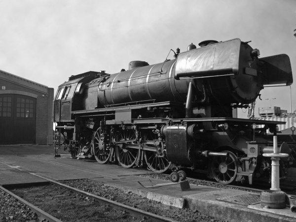 Free Steam Train Stock