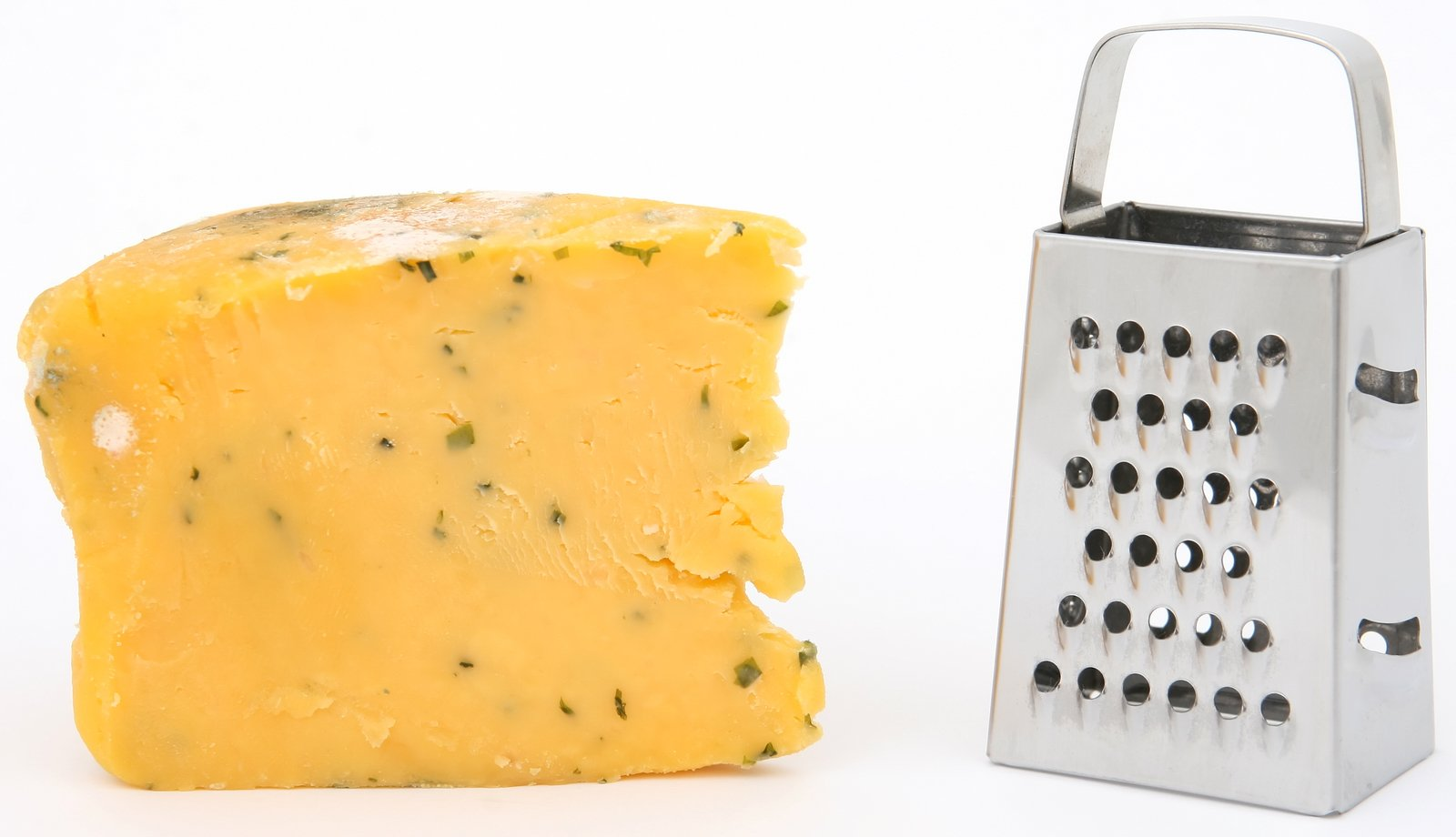 Free Mouldy Cheese And Grater Stock Photo