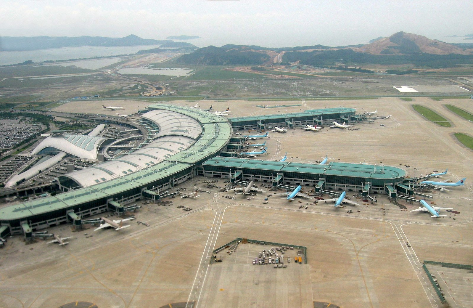 Free Incheon Airport. Seoul Stock Photo - FreeImages.com