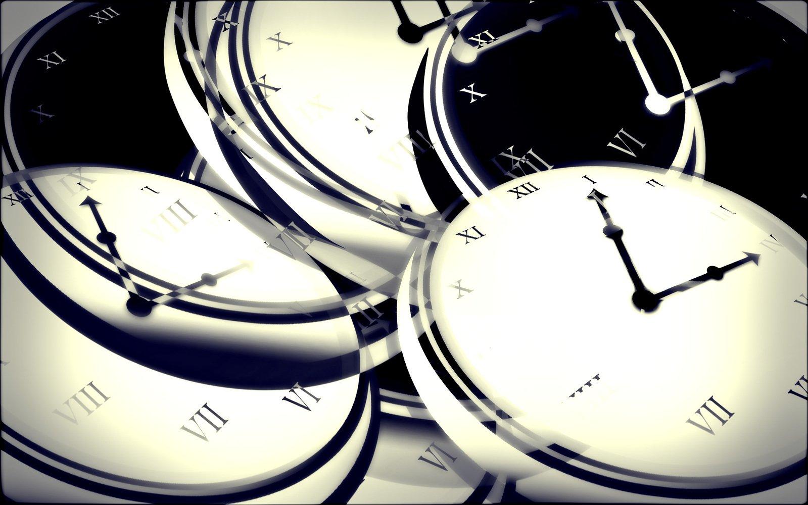 free clocks stock photo