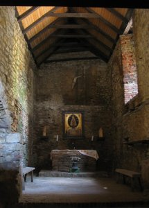 Free Medieval Chapel Stock