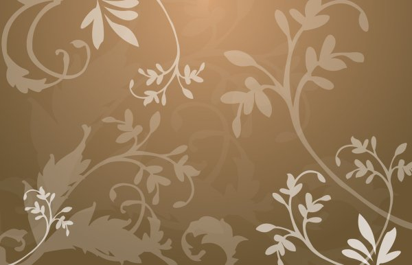 Free Brown Floral Back ground Stock Photo - FreeImages.com