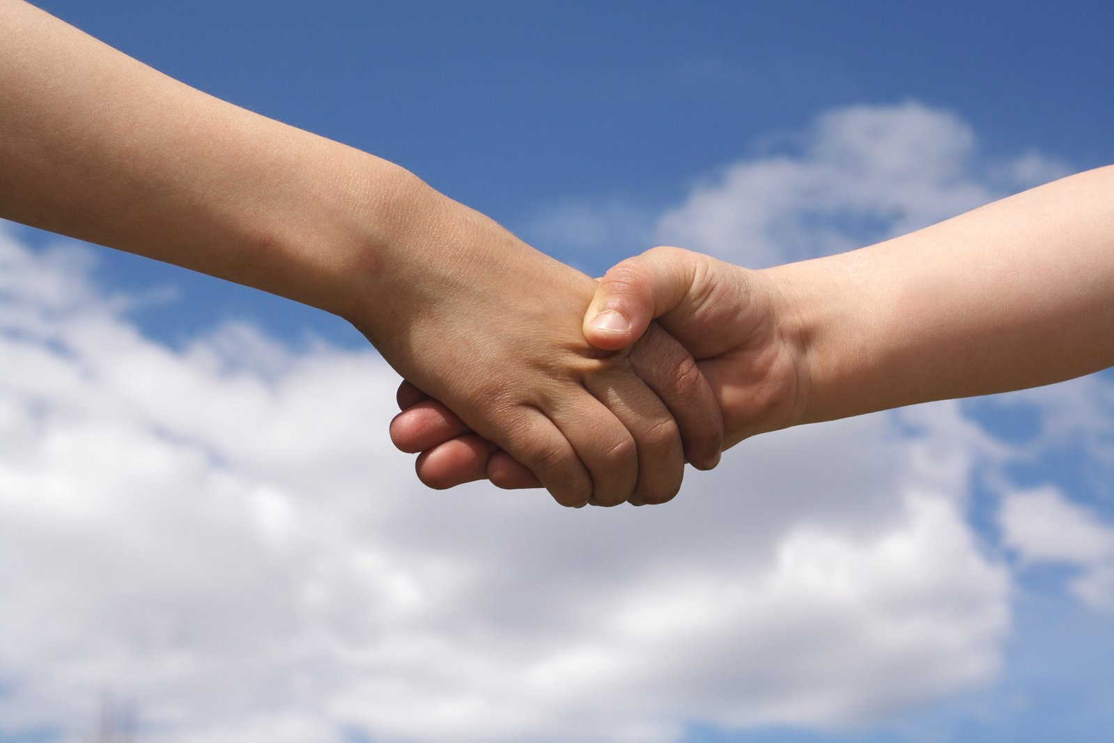 Free Kids shaking hands Stock Photo - FreeImages.com